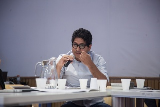 David Flores-Hora (Foto: Luciana Leiras)