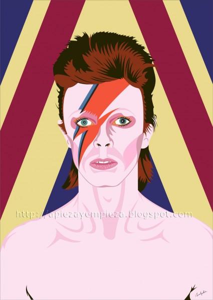 David Bowie | Ir a la ficha del Artista 'Nuria Redondo Lozano - Nualgarabia'