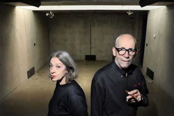 Michèle y Michel Auer