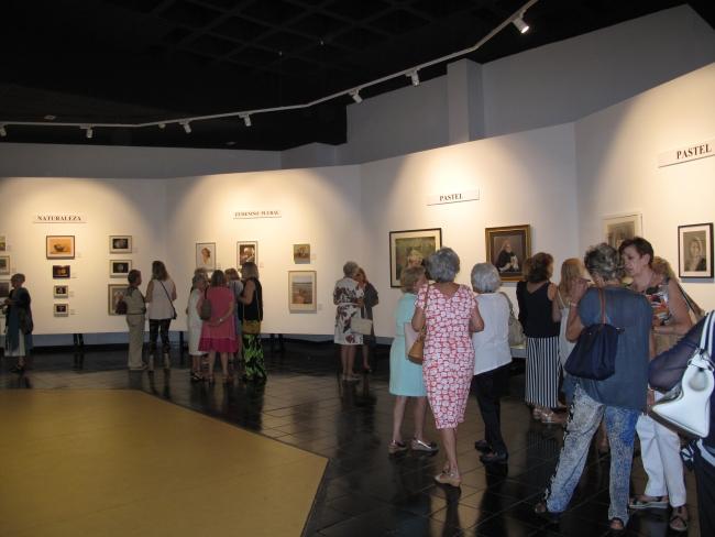 Mi última exposición en Alicante