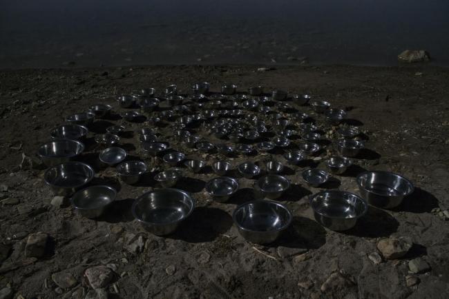 Aldair Indra-Eco de los espejos de agua, agua de estrellas   Ir a la ficha del Artista 'Aldair Indra'