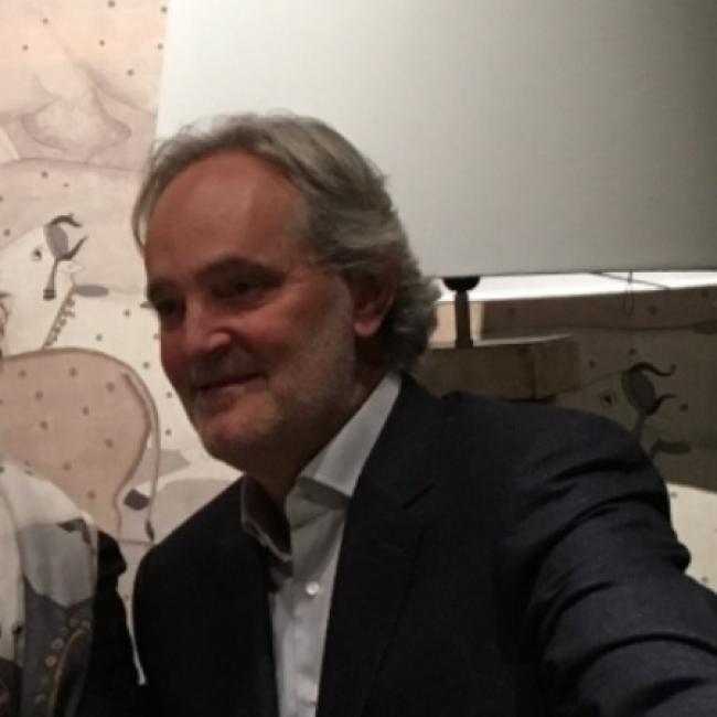 Álvaro López de Lamadrid - Foto de su perfil en Linkedin