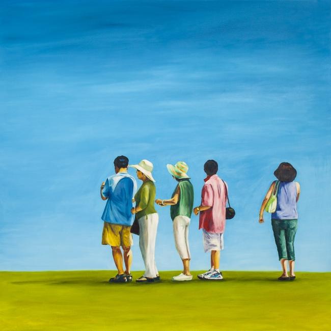 Sightseers | Ir a la ficha del Artista 'Juan José Pedrosa'