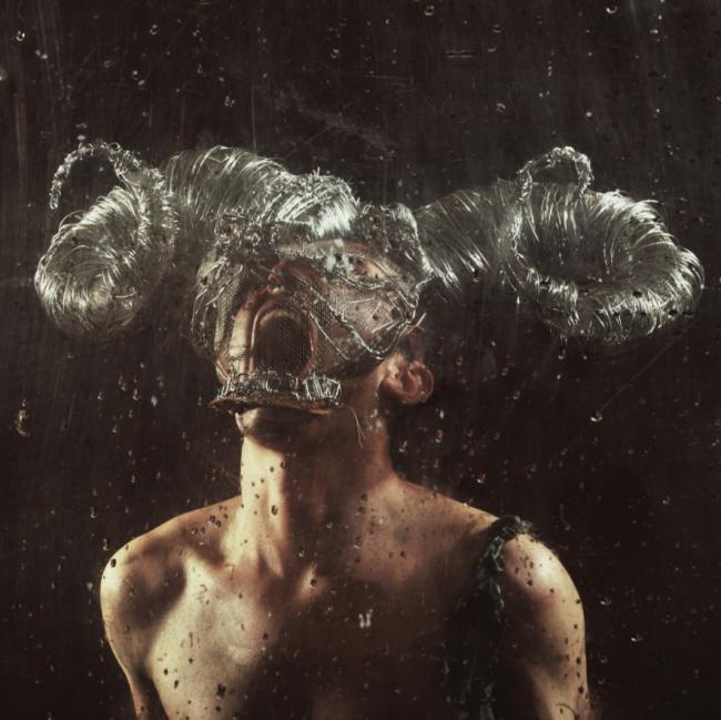 Hibridacion a Cernunnos (Self-Portrait)