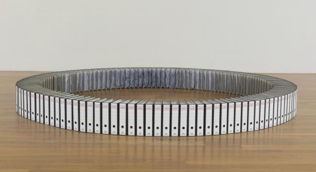 Ringbinder Circle, 2014