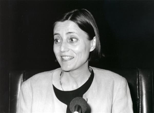 Brigitte Léal. Cortesía de la Fundación Juan March