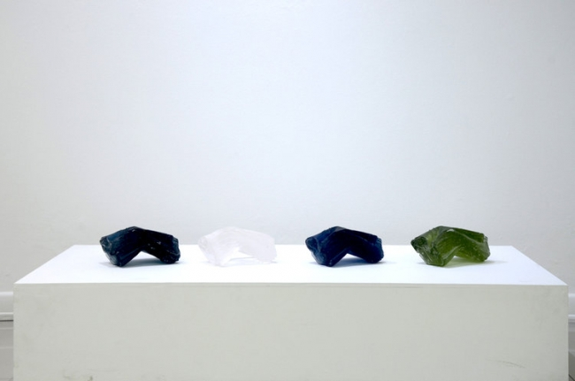 Stories of the Sea, Glass, 2016-2017. Cortesía de la artista