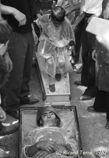 Santa Marta de Rivarteme, 1962