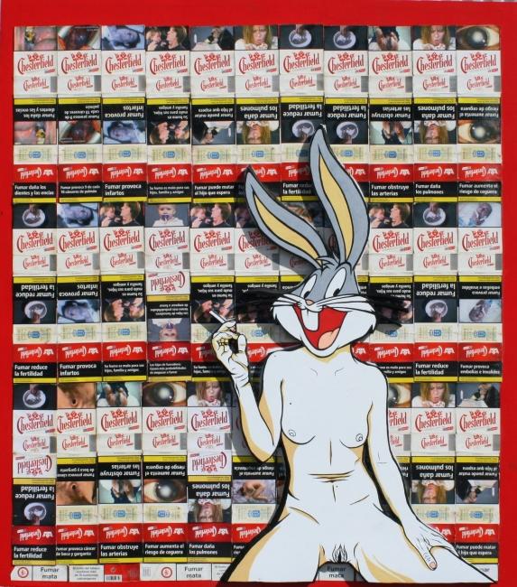 EL CONEJO MALO | Ir a la ficha del Artista 'ZOK ART'