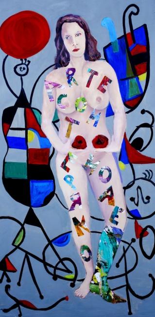 Venus del arte contemporaneo