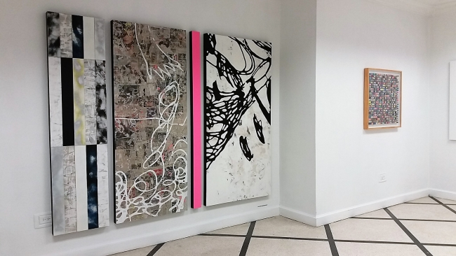 "Exposición ""Fresco"" (Cerquone Projects, 2017)"