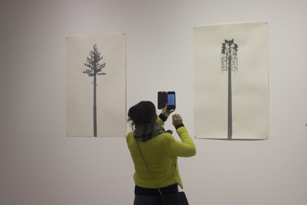Exposición colectiva IM/IN MAC PF