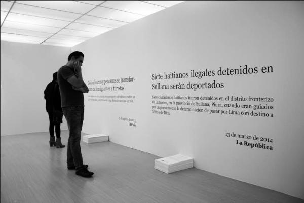 Possunt quia posse videntur I | Ir a la ficha del Artista 'Alán Carrasco'