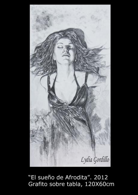 El sueño de Afrodita | Ir a la ficha del Artista 'Lydia Gordillo'