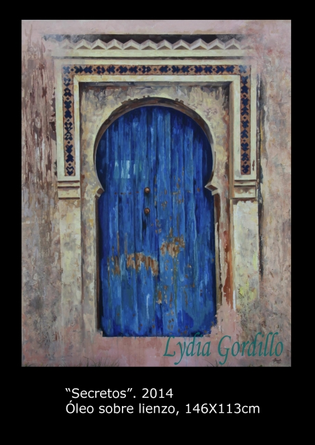 Secretos | Ir a la ficha del Artista 'Lydia Gordillo'