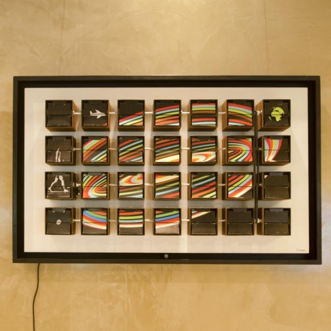 Evolución   Ir a la ficha del Artista 'Martín Schachner - Rope'