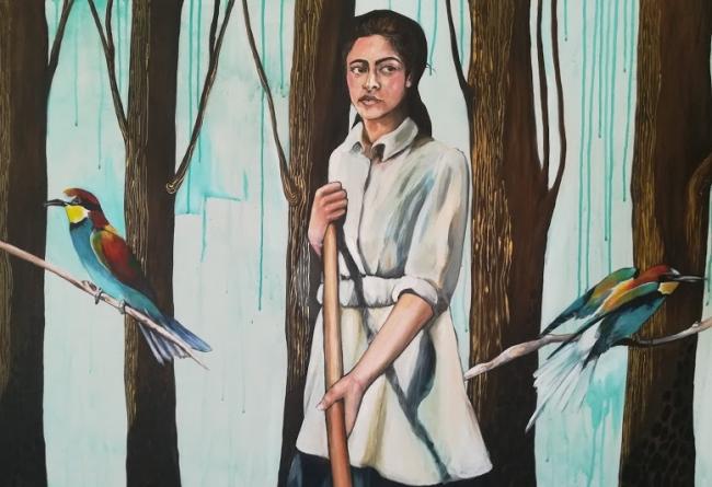A Gaiola | Ir a la ficha del Artista 'Sofia Baptista'
