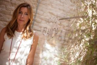 Susana Lloret, directora general de la Fundació Per Amor a l'Art