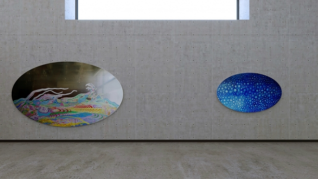 VIANA GALLERY + TORRE MAYADO // URANIA & GERMINAL - ARTWORKS