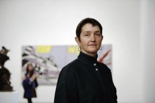 Frances Morris. Cortesía de la Tate Modern