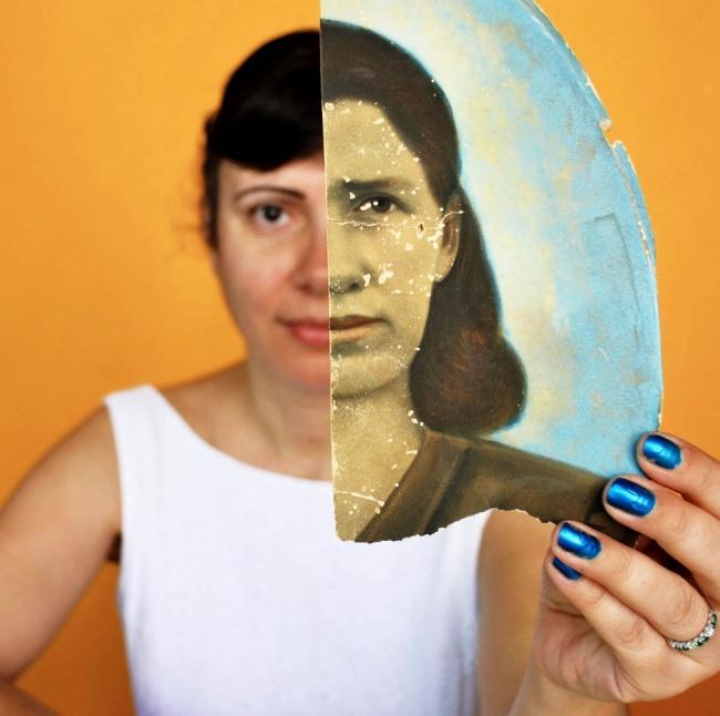Fernanda Fotopintura | foto de Titus Riedl