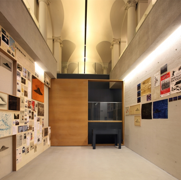 OVNI Archive (Gallerie im Taxis Palais/Innsbruck, Austria)