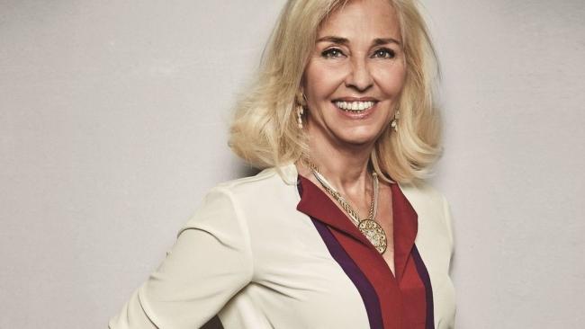 Hortensia Herrero. Cortesía de la Fundación Hortensia Herrero