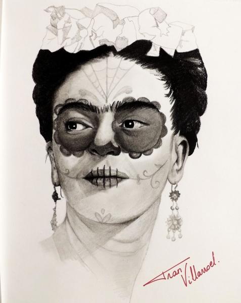 La Santa Muerte de Frida Kahlo