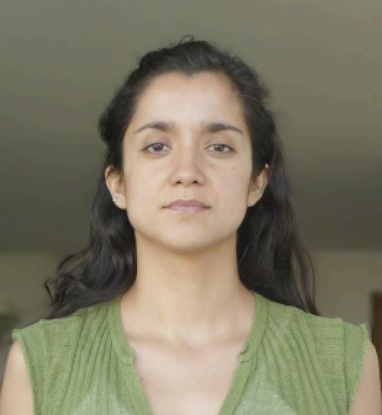 Mónica Andrea Bate Vidal. Cortesía Bienal de Artes Mediales
