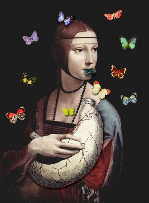 Mariposas | Ir a la ficha del Artista 'Lucía Chiner'