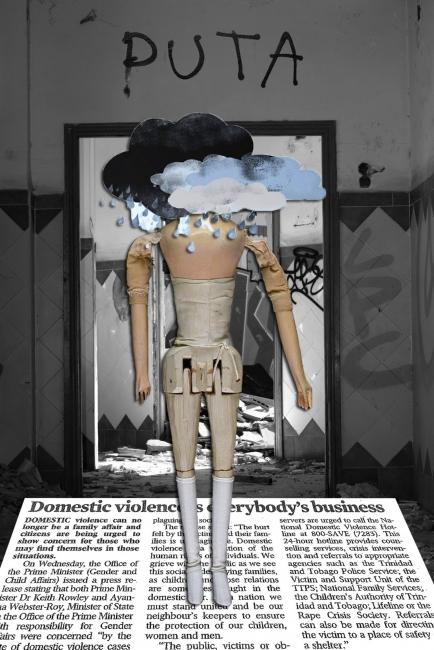 violencia | Ir a la ficha del Artista 'Lucía Chiner'
