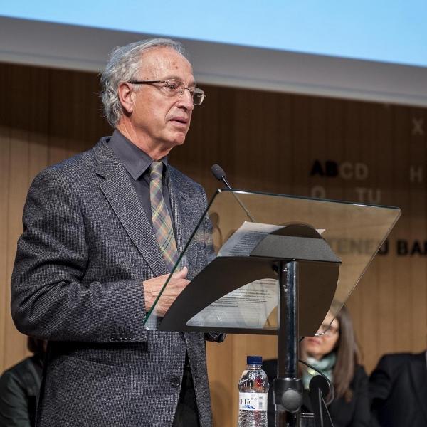 Jaume Freixa. Cortesía del Ateneu Barcelones