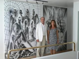 Ofelia Martín & Javier Núñez