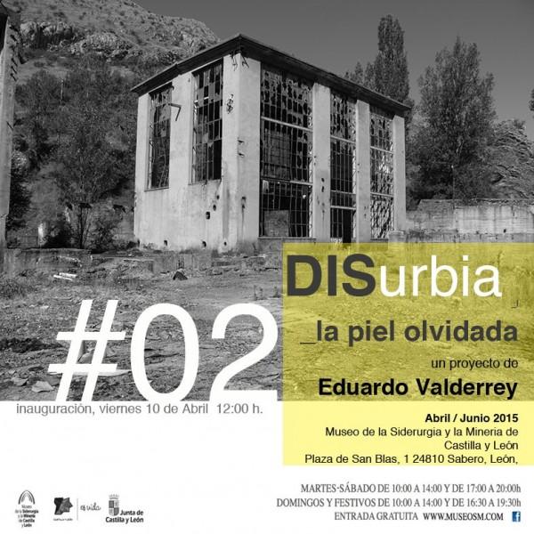 Disurbis | Ir a la ficha del Artista, Investigador/Docente 'Eduardo Valderrey'