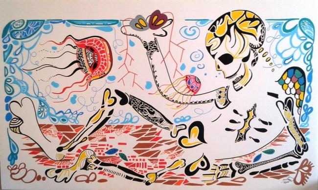 Tocado y hundido | Ir a la ficha del Artista 'Laura Delgado González'