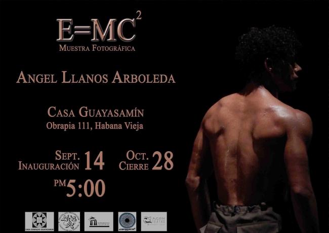 E=mc2  Angel Llanos Arboleda