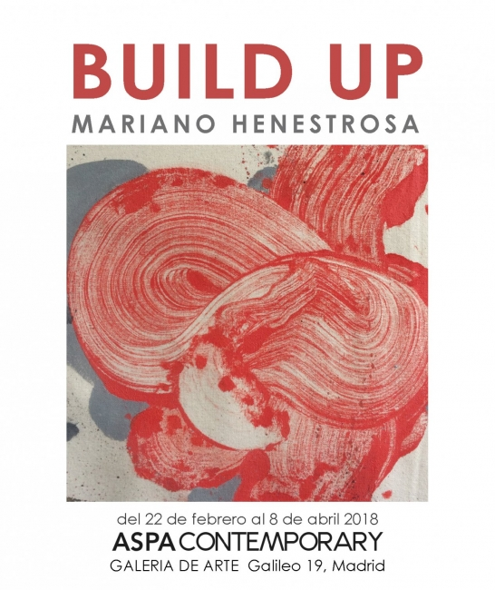 Build UP - de Mariano Henestrosa - en Aspa Contemporary