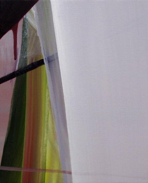 Fernando Villena Sin título, óleo sobre lienzo, 41 x 33 cm, 2016