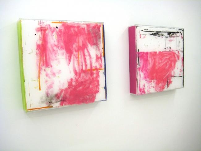 Coágulos Blanco-Pink 2008