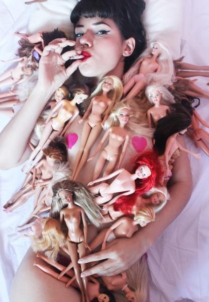 Barbie obsesion | Ir a la ficha del Artista 'Lusi Love'