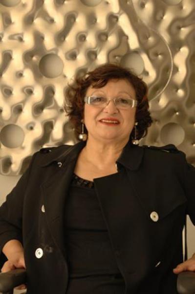 Marga Sánchez - Foto Cortesía Cuauhtli Gutiérrez
