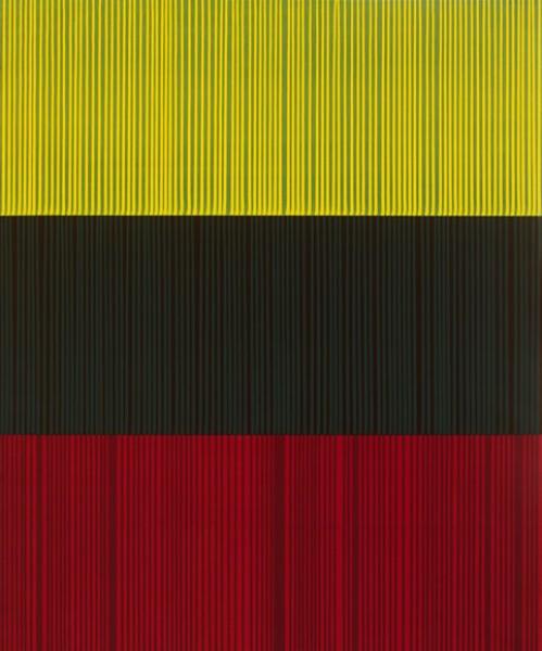 Sin título 7, 2014. 195 x 162cm. | Ir a la ficha del Artista 'Francisco Suárez'